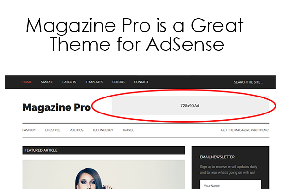 magazine pro for wordpress