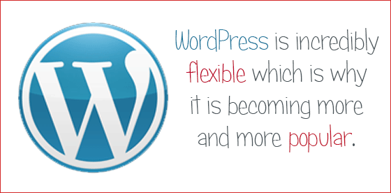 WordPress is Popular