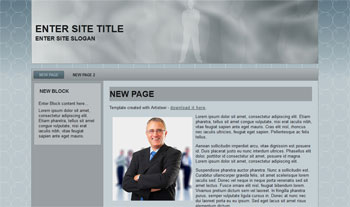 Free CSS / HTML Template