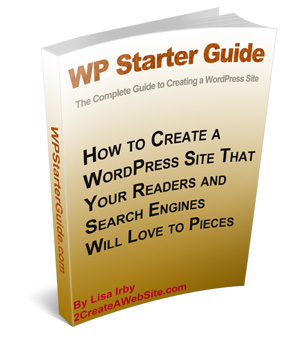 WP starter guide wordpress tutorial