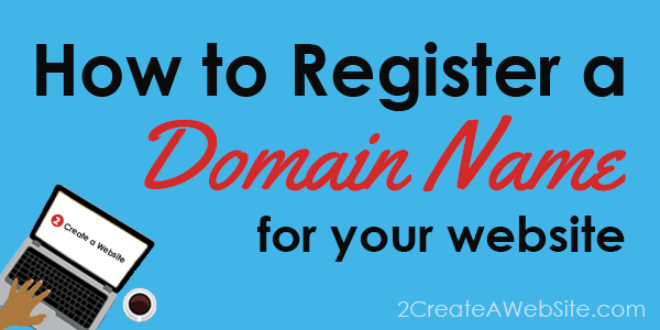 How to Register a Site Name